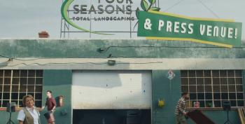 Four Seasons Total Landscaping Lands A Super Bowl Ad
