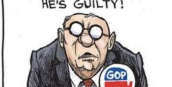 The GOP Stance On The Impeachment Proceedings