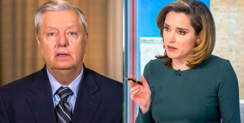 CBS Host Nails Graham For Empty Impeachment Defense