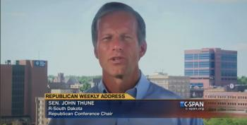 GOP's Thune Bragged About His $6 Minimum Wage - Would Be $24 Today