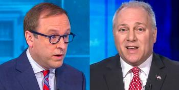 'Please, Just Answer It': ABC's Jon Karl Calls Out Steve Scalise's Election Lies