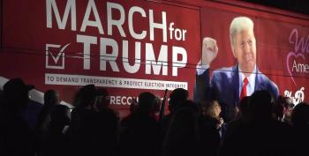 COMING SOON: The Great American MAGA Sellout Bus Tour