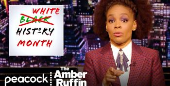 Amber Ruffin Makes Her Case For A White History Month