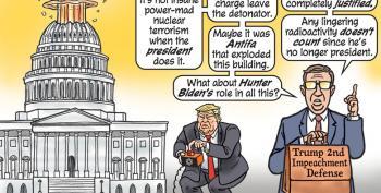 CARTOON: Impeachment Defenses