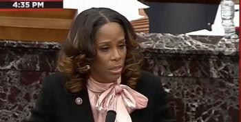 Del. Stacey Plaskett Blasts Trump's Lawyers For Their Blatant Racism