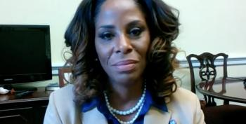 Stacey Plaskett Lays Blame Squarely At Feet Of GOP, McCarthy, And Pence