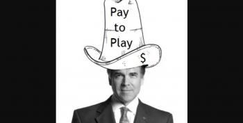 Rick Perry: Still Alive And Dumber Than Ever