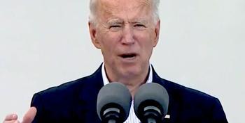 President Joe Biden In Houston: 'We Can Do Anything!'