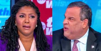 Chris Christie Screams About 'Urban Kids' And 'Failing' Teachers To Oppose COVID Relief