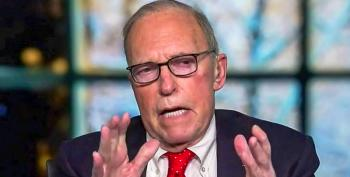 Larry Kudlow Blames Texas Outages On Joe Biden's First Month In Office