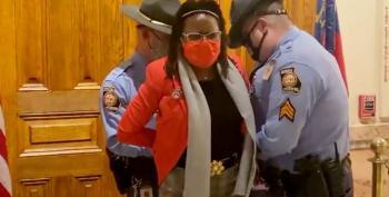 Georgia Legislator Arrested For Crime Of Knocking On Door While Black