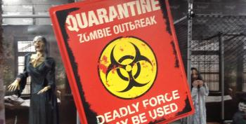 The CDC Wants You To Prepare For The Zombie Apocalypse