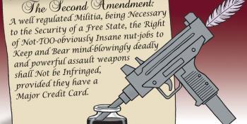 CARTOON: The Second Amendment
