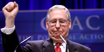 Twitter Laughs At McConnell's Scorched Earth Threats Over Filibuster