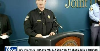 UPDATED: Racist Images Posted By Sheriff Who Said Shooter Had 'Bad Day'