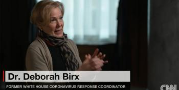 Dr. Birx: Trump Failed To Save Hundreds Of Thousands From COVID-19