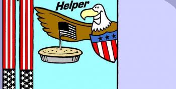 CARTOON: American Dream Helper