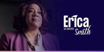 Erica Smith's Progressive Campaign To Win Back A NC Seat