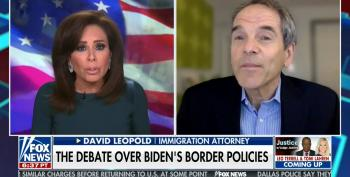Fox Guest Owns Jeanine Pirro On Her Immigration BS