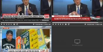 Fox News Covers Dr. Seuss Instead Of Senate Hearing On Jan 6 Capitol Attack