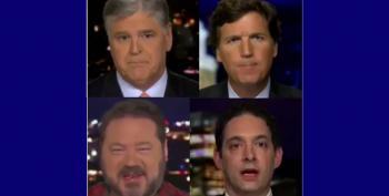 Fox News Liars Call Biden 'Senile' After Speech