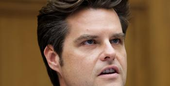 Matt Gaetz Under Investigation For Federal Sex Trafficking Crimes (Updated)