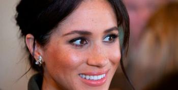 Your Right Wing Relatives Think Meghan Markle Is Part Of The Liberal Deep State