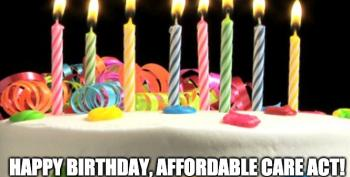 Happy 11th Birthday, Affordable Care Act!