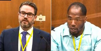 Chauvin Trial Witness Refuses Portrayal As 'Angry Black Man'