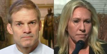Marge Greene And Jim Jordan Proclaim Matt Gaetz 'Innocent'