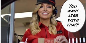 Kayleigh McEnany's New Job? Serving Lies On Fox News