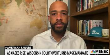 Wisconsin GOP Judges Rule State May Throw Open Doors To COVID-19