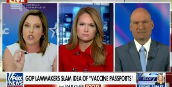 Mercedes Schlapp Freaks Out After Being Called A 'Grifter'