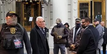 FBI Arrests Oath Keeper With Ties To Roger Stone