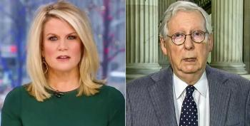 Mitch McConnell 'Concerned' People Won't Work If They Get $1,400