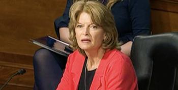 GOP's Lisa Murkowski Signals Yes Vote On Deb Haaland