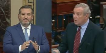 Durbin Burns Cruz For Bogus Claims That Undocumented Workers Get COVID Checks