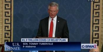 Tuberville's Anti-Trans Amendment Fails With 1 Dem Voting FOR And 1 GOP Voting Against It
