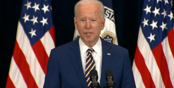 WATCH LIVE: Joe Biden Addresses Nation On Pandemic Anniversary
