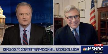 Sen. Whitehouse: Dark Money Behind GOP Judges Is Now Behind Voter Suppression