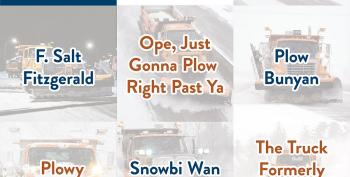 Plow Wars - Snowbi-Won Kenobi Vs Darth Blader
