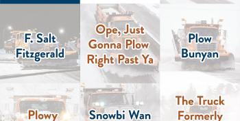 Plow Wars - Snowbi-Won Kenobi Vs Darth Blader