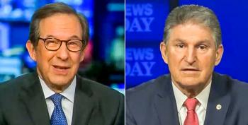 Chris Wallace Nails Manchin For Enjoying His 'Position Of Power A Little Too Much'