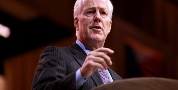 John Cornyn Pines For Good Old Days Of Trump's Tweets