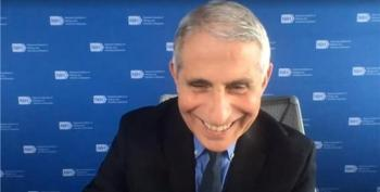 Fauci Calls BS On Right Wing 'Covid Passport' Freakout