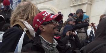 FBI Arrests Rioter Accused Of Electroshocking Capitol Police Officer