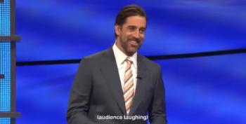 Aaron Rodgers Gets Trolled On Jeopardy