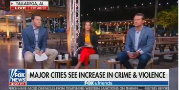 Fox's Latest Fearmonger:  Antifa-Run Towns!