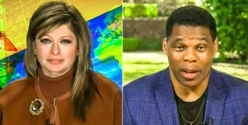 Fox News Pushes Hershel Walker To Run Against Raphael Warnock In Georgia