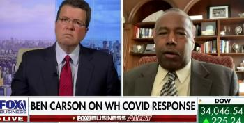 Cavuto Shuts Down Ben Carson's Hydroxychloroquine Rant